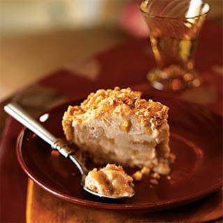 Apple and Ice Cream Pie.