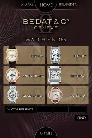 BEDAT & C° Watches- screenshot