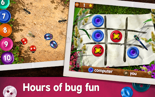Bugs and Buttons- screenshot thumbnail
