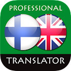 Finnish English Translator icon