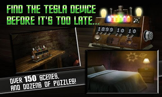 Tesla's Electric Mist - 1 - screenshot thumbnail