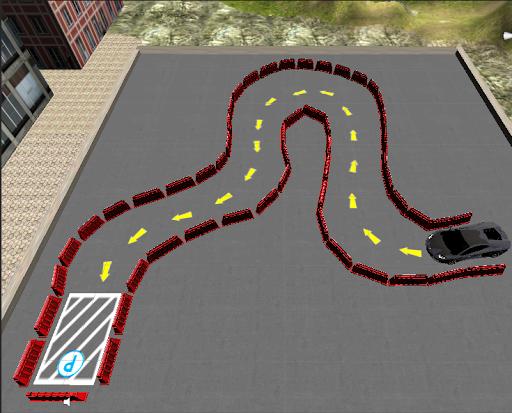 免費模擬App|實際停車司機|阿達玩APP