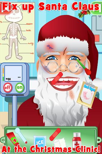 Christmas Doctor Dentist
