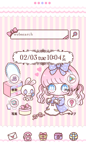 Cute wallpaper★Girls Room