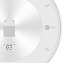 HD Minimal Analog Clock Uccw icon