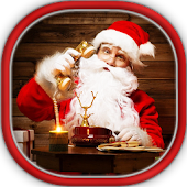Santa Claus Live Wallpaper