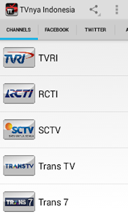 TVnya Indonesia - screenshot thumbnail