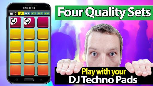 DJ Techno Pads