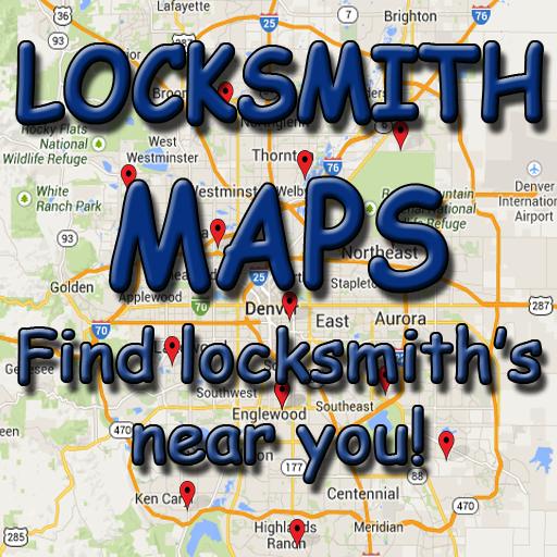 Locksmith Maps