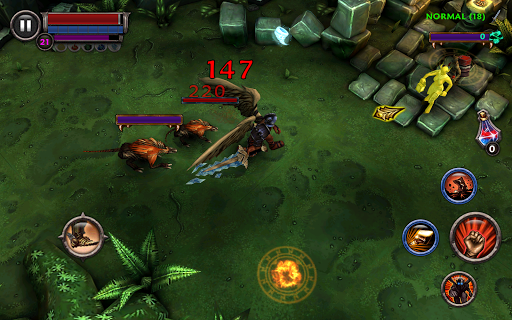 SoulCraft 2 - Action RPG 1.6.0 screenshots 8