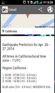 Earthquake Prediction screenshot 10