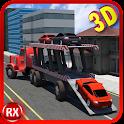 Car Transporter Big Truck 2015 icon