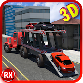 Car Transporter Big Truck 2015