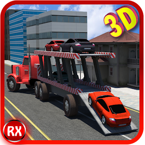 Car Transporter Big Truck 2015 for PC and MAC