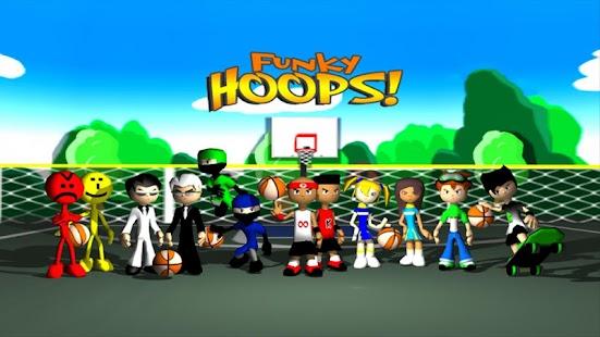 Funky Hoops