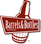 Logo of Barrels & Bottles Chinook Wholeaf Grail IPA