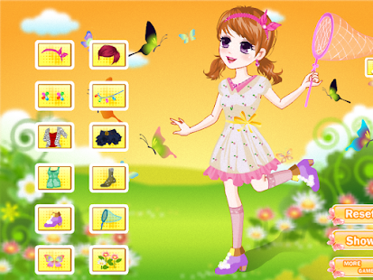 Catching Butterflies- screenshot thumbnail