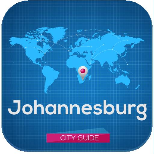 約翰內斯堡地圖和指南 旅遊 App LOGO-APP試玩