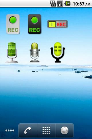 Record Mic and Call - screenshot