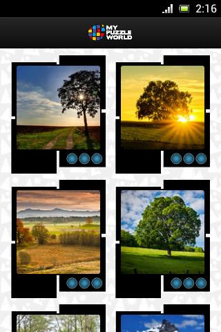 Landscapes Puzzle – MPW- screenshot