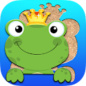 Kids Toddler Fairytales Game icon