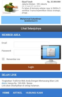 CariRumah.Net screenshot