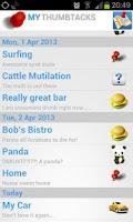 Screenshot of Thumbtacks