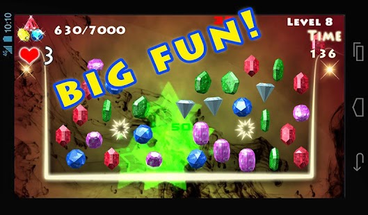 Jewels Blast - Diamond Pro- screenshot thumbnail