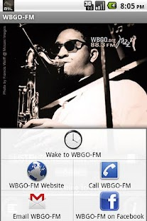 WBGO - The Jazz Source - screenshot thumbnail