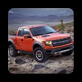 Pickup trucks Wallpaper