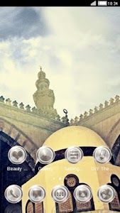 SULTAN HASSAN MOSQUE THEME screenshot 3