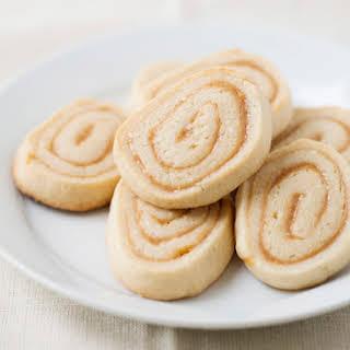 Almond Caramel Swirls [Week 11 of 12 Weeks of Christmas Cookies].