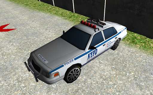 City Police Car Operations 911