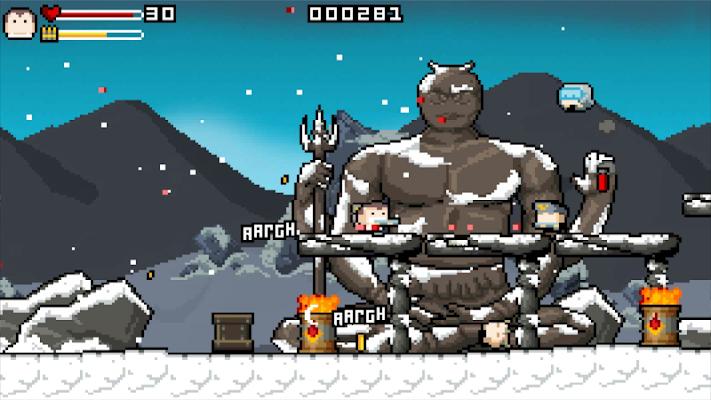 Gunslugs 2 - screenshot