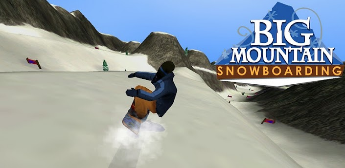Big Mountain Snowboarding apk