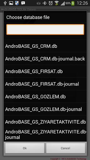 【免費商業App】AndroBASE.SQLite-APP點子