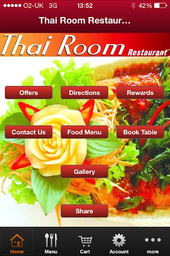 Thai Room Restaurant London