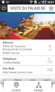 Cannes Is Yours - City Guide- screenshot thumbnail