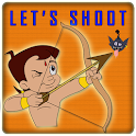 Chhota Bheem-Shoot the Leyaks icon