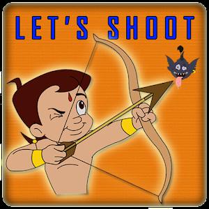 Chhota Bheem-Shoot the Leyaks