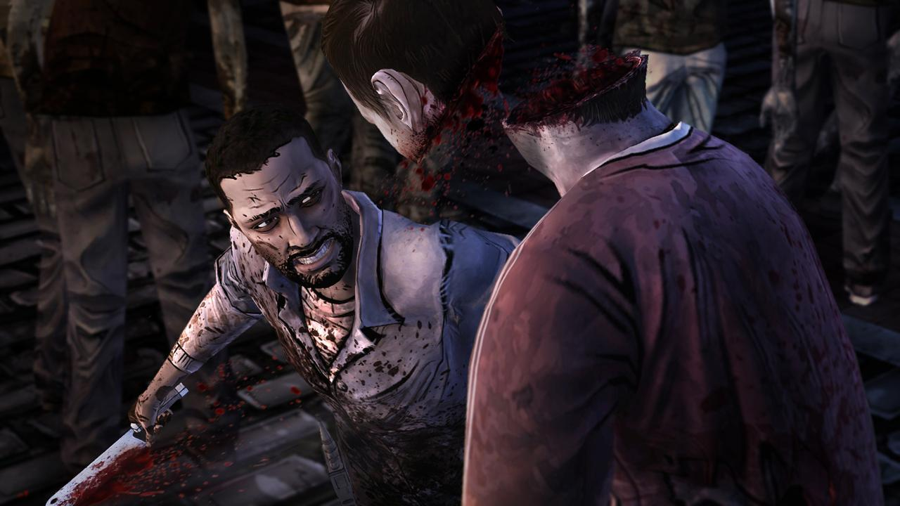 The Walking Dead: Season One screenshot #15