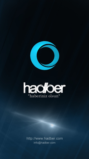 Hadber - Haberler