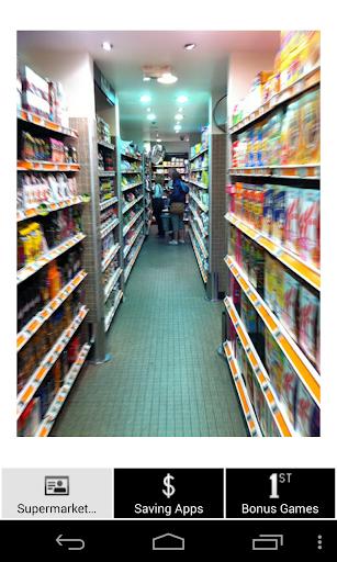 Supermarket Shopping Tricks