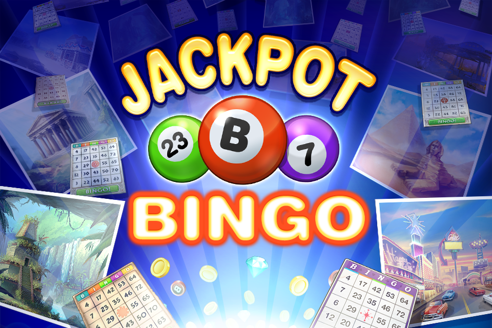 Jackpot Bingo -Free Bingo Game - screenshot