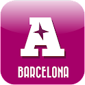 Barcelona mapa offline gratis icon