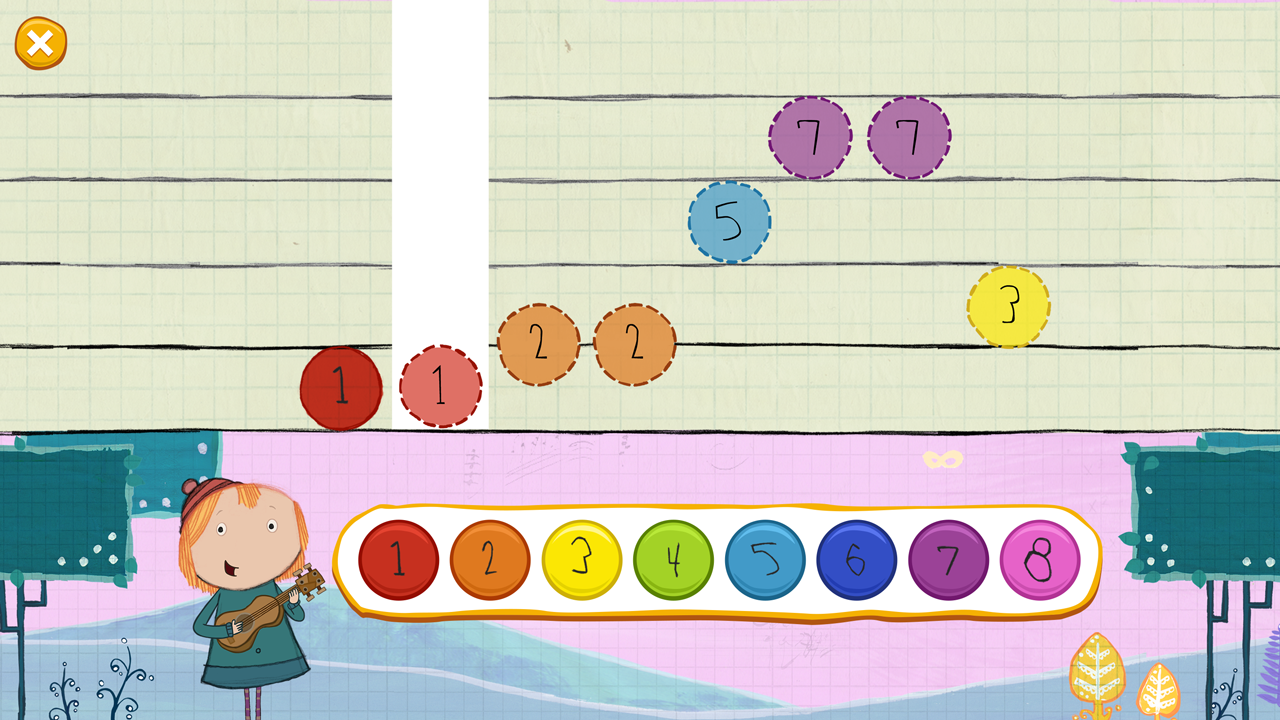 Peg + Cat Big Gig by PBS KIDS - screenshot