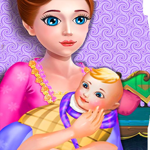 餵養女嬰遊戲 休閒 LOGO-阿達玩APP