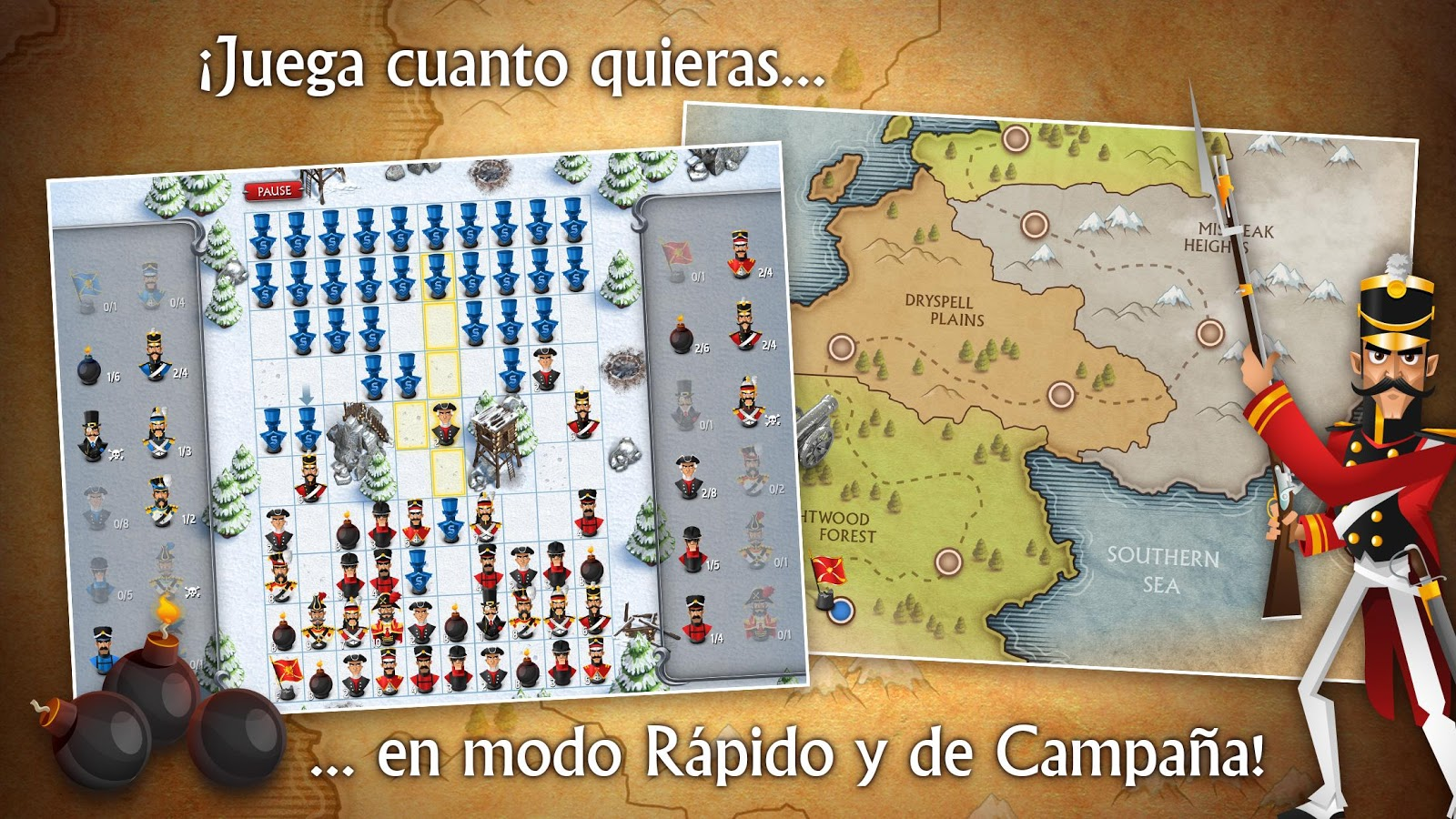 Stratego Single Player