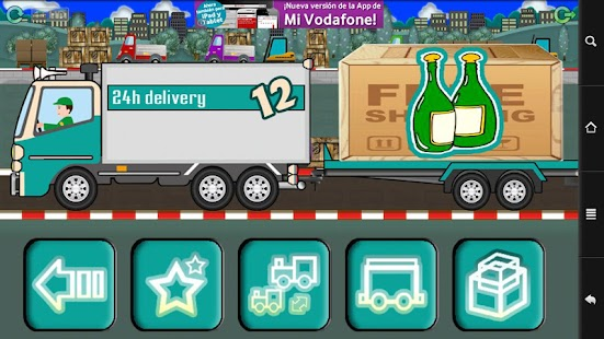 Baby Delivery Truck - screenshot thumbnail