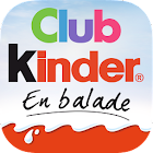 Club KINDER en balade icon